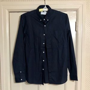 Topman Slim Fit Button Down Shirt